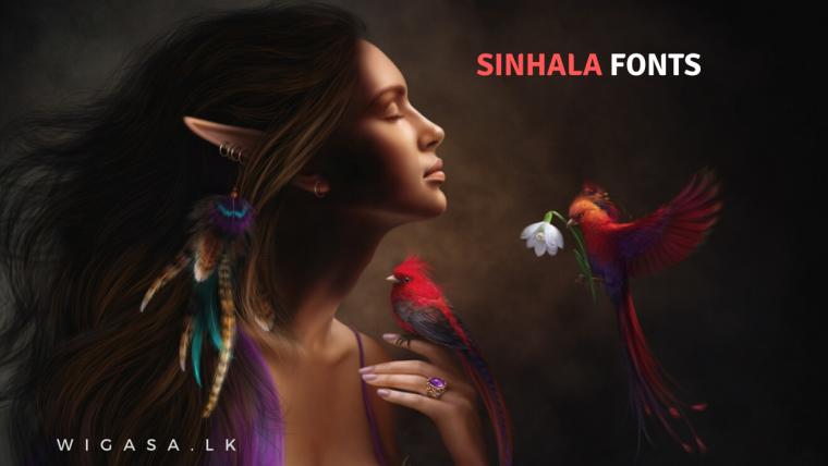 sinhala fonts free download