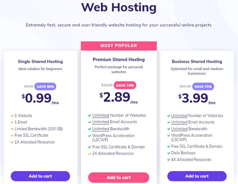 hostinger-shared-host